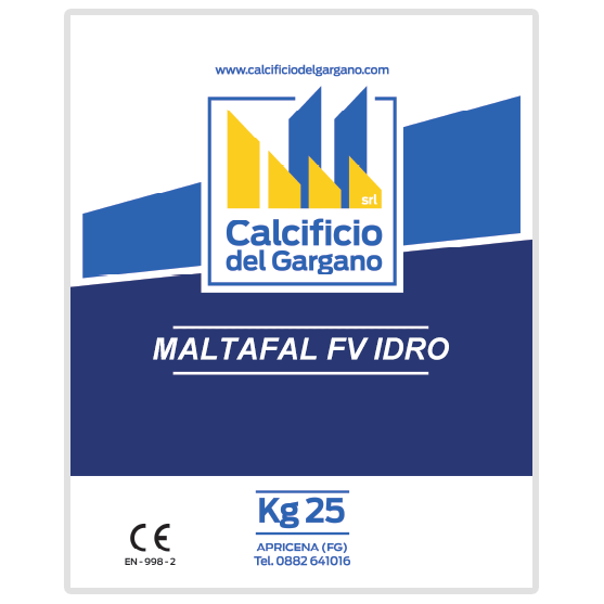 Maltafal FV IDRO BIANCO