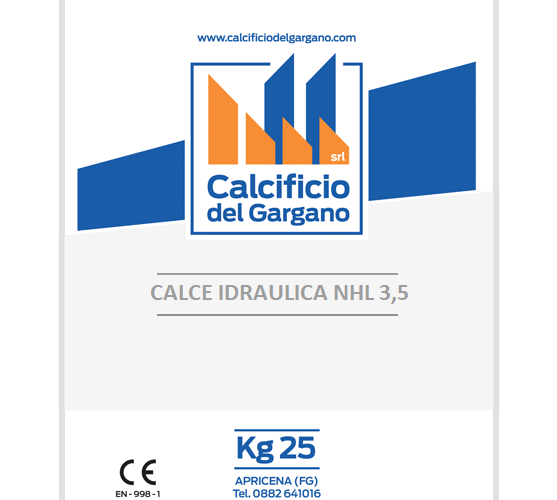 CALCE IDRAULICA NHL 3,5