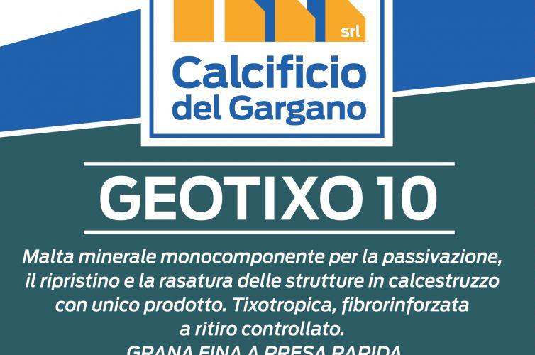 GEOTIXO 10