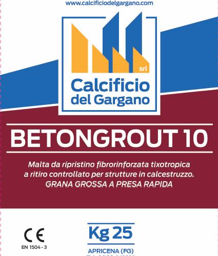 Betongrout 10 R3