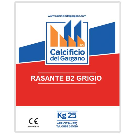 Rasante B2 GRIGIO