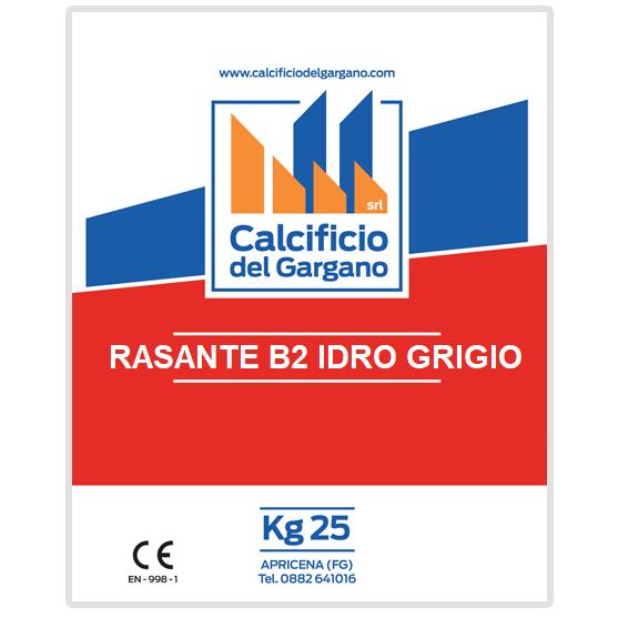 Rasante B2 IDRO GRIGIO