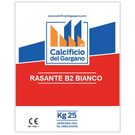 Rasante B2 BIANCO