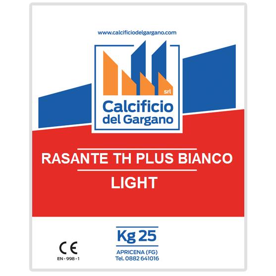 Rasante TH PLUS LIGHT BIANCO